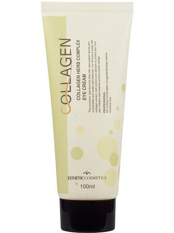 Esthetic House Крем коллагеновый для глаз Collagen Herb Complex Eye Cream 100 мл