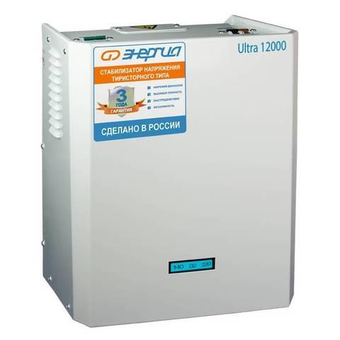 Стабилизатор Энергия Ultra 12000 ВА
