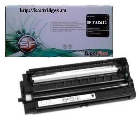 Картридж SuperFine SF-KX-FAD412A