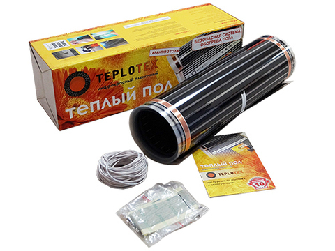 Тёплые полы. Комплект Teplotex 1100 / 5
