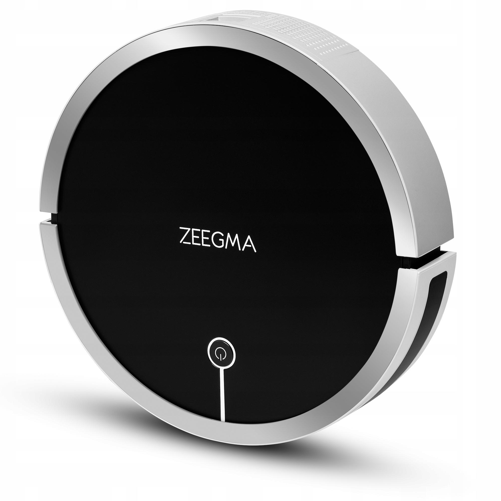 Робот пылесос Zeegma ZE-Zonder Robo Basic