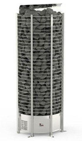 Электрическая печь SAWO TOWER TH9-105NI-WL-P (10,5 кВт, выносной пульт, встроенный блок мощности, пристенная)