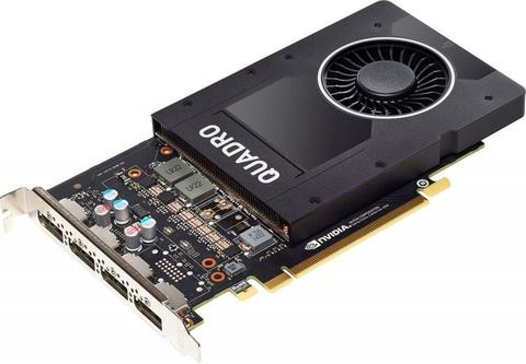 Видеокарта Dell PCI-E 490-BDTB NVIDIA Quadro P400 2048Mb GDDR5/mDPx3/HDCP oem