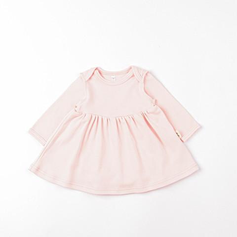 Dress bodysuit 0+, Light Pink