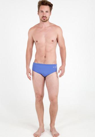 Однотонные мужские плавки