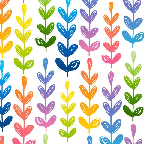 Радужные травы