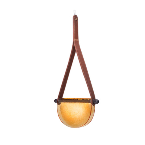 Подвесной светильник Dali By Tonin Casa (оранжевый)