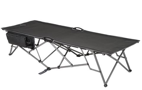 Раскладушка туристическая - походная кровать FHM Rest