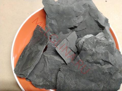 Глина черная Чародейка 1