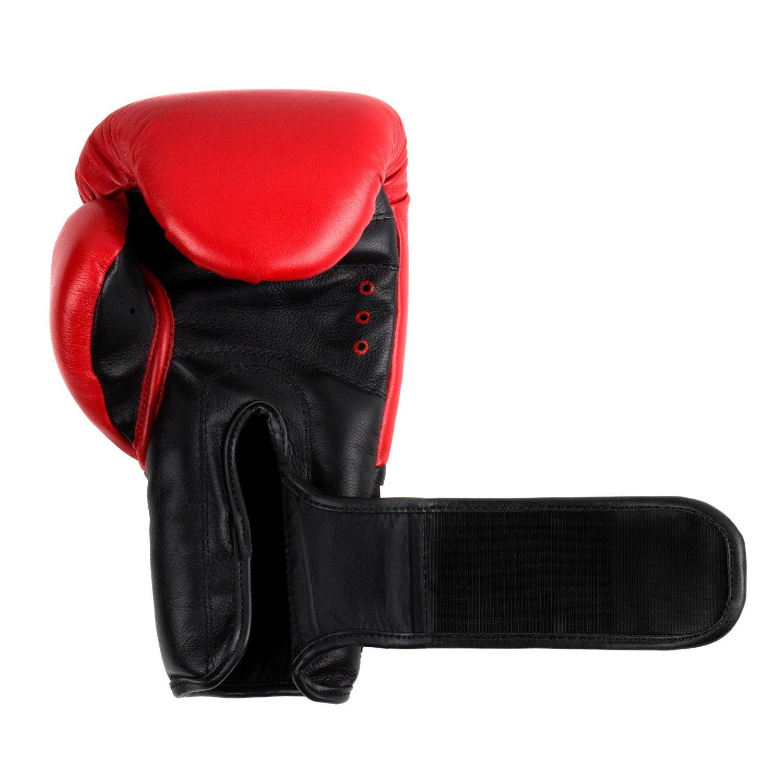 Перчатки Dozen Dual Impact Red/Black длина манжета