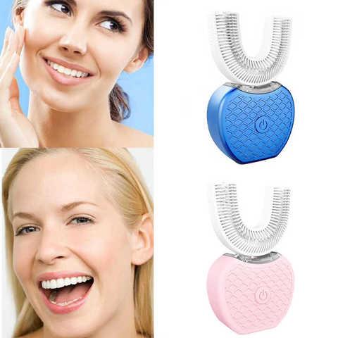 Ультразвуковая зубная щетка капа