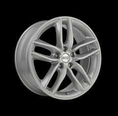Диск колесный BBS SX 8x18 5x112 ET44 CB82.0 brilliant silver