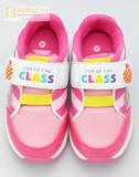 Светящиеся кроссовки Пони (My Little Pony) на липучке для девочек, цвет розовый. Изображение 6 из 8.