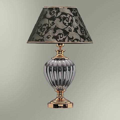 Настольная лампа с абажуром 33-45.20/85051 ПАЛЬМИРА