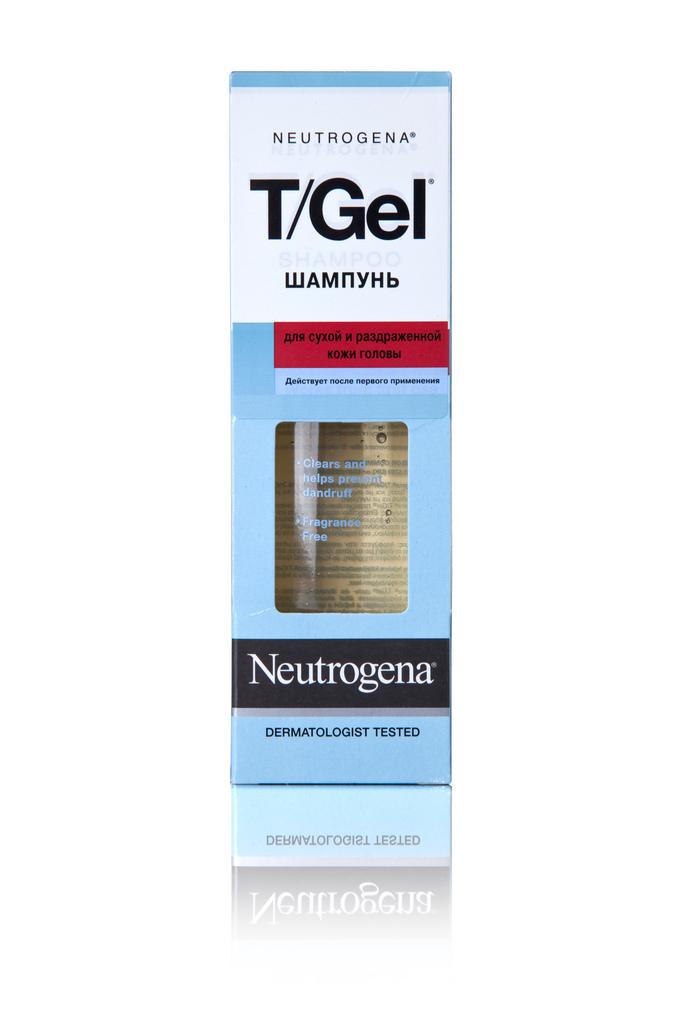 T/Gel шампунь 125 мл. для сухой и раздражённой кожи головы