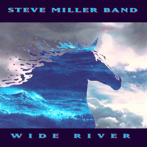 Steve Miller Band / Wide River (LP)