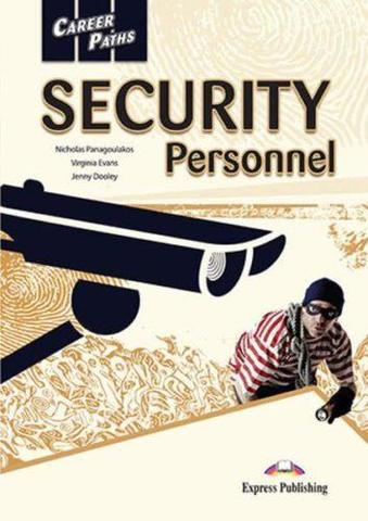 Security Personnel Student's Book with cross-platform application. Учебник с электронным приложением