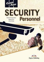 Security Personnel Student's Book with cross-platform application. Учебник с электронным приложением