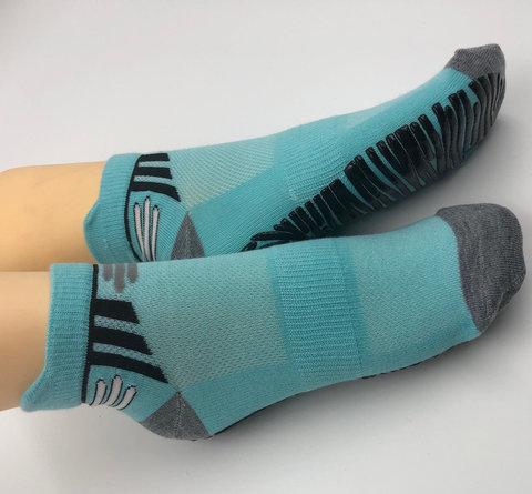 Носки с нескользящей подошвой - Усиленные (р. 40-42, голубые)