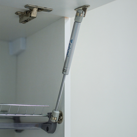 Верхний шкаф с газлифтами, 360Х450 мм / PushToOpen