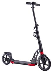 Двухколесный самокат для взрослых BIBITU RAPID K5, Черный