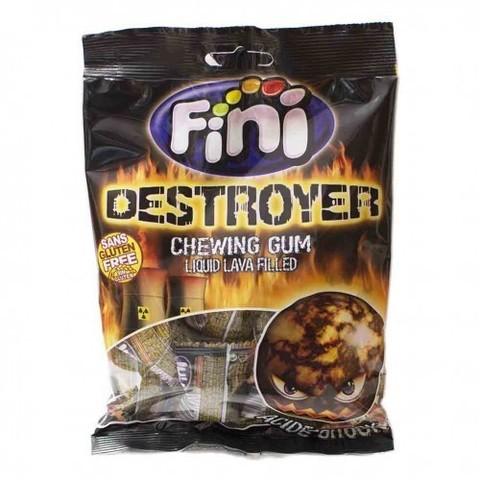 Жевательная резинка Fini Destroyer 80 гр
