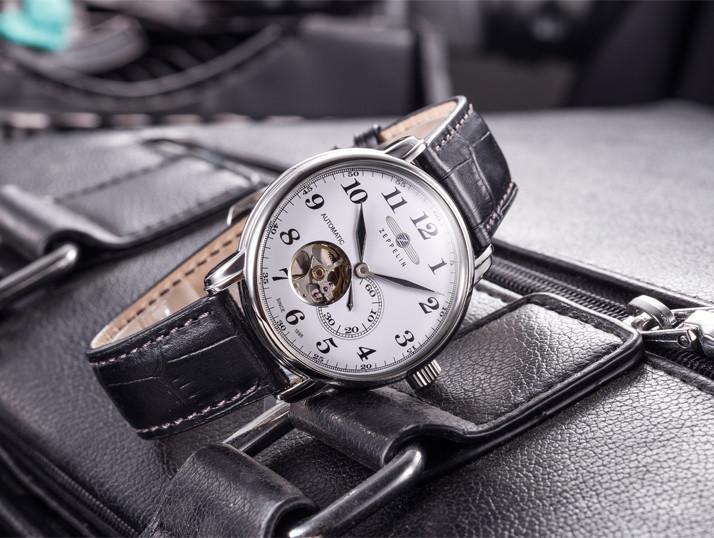 Мужские часы Zeppelin Graf Zeppelin 76661