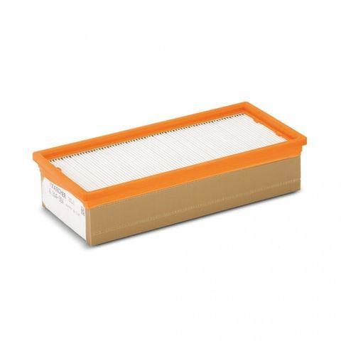 Плоский складчатый Karcher HEPA-фильтр