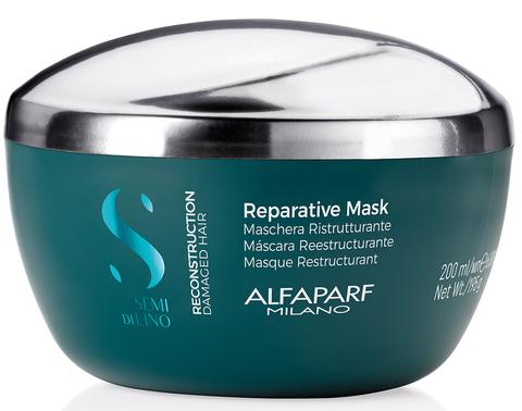 Маска для поврежденных волос Alfaparf SDL Reconstruction Reparative Mask