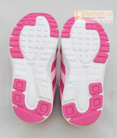Светящиеся кроссовки Пони (My Little Pony) на липучке для девочек, цвет розовый. Изображение 7 из 8.