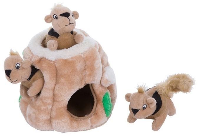 Petstages Игрушка-головоломка для собак Petstages OH  Hide-A-Squirrel (спрячь белку) средняя 15 см 87a29196-e9da-11e5-80e0-00155d2e8300.jpg