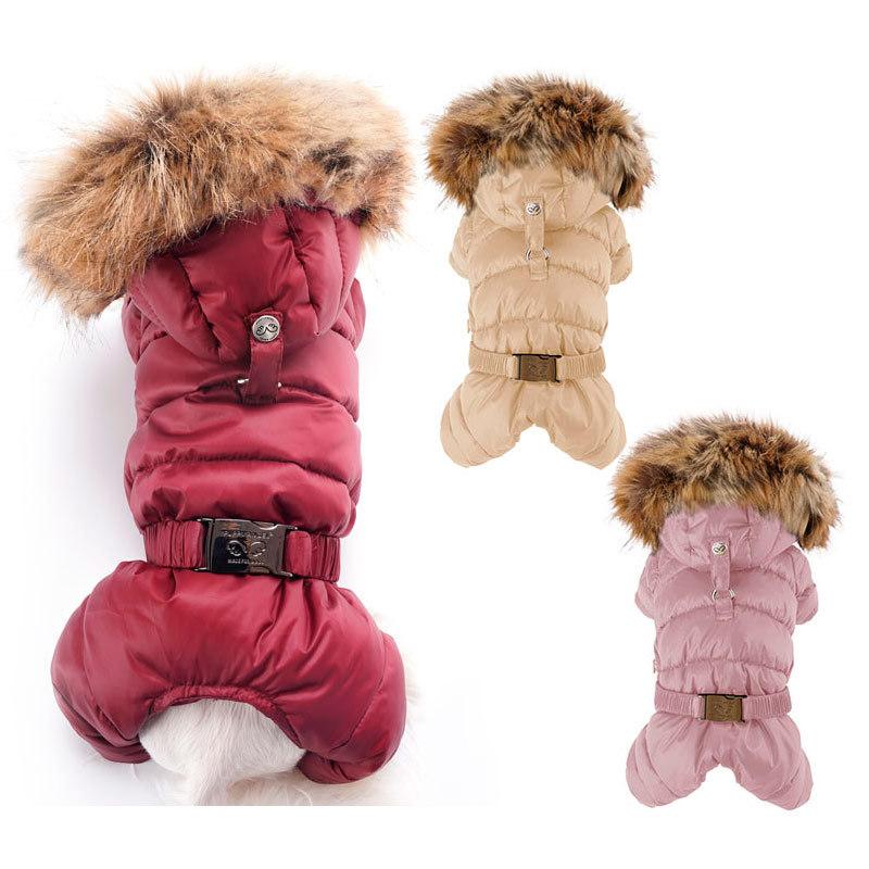 534 комбинезоны для собак девочек Аляска