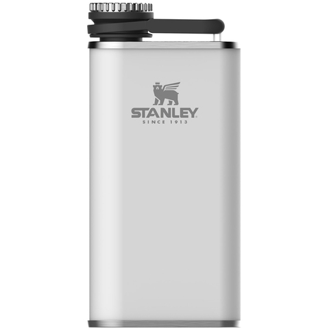 Фляга Stanley The Easy-Fill Wide Mouth Flask (10-00837-128) 0.23л белый