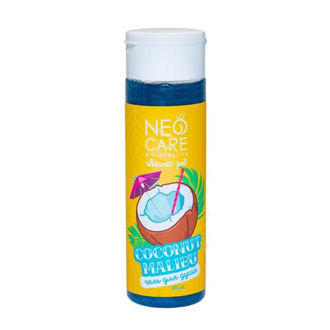 Гель для душа Coconut Malibu | 200 мл | Neo Care