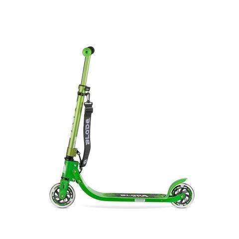 детский самокат со светящимися колесами BLADE Kids Jimmy 125 зеленый