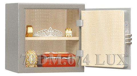 Мебельный сейф 70DM.074 Lux
