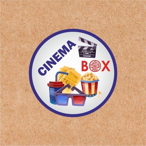 Cinema Box - Набор для просмотра фильмов