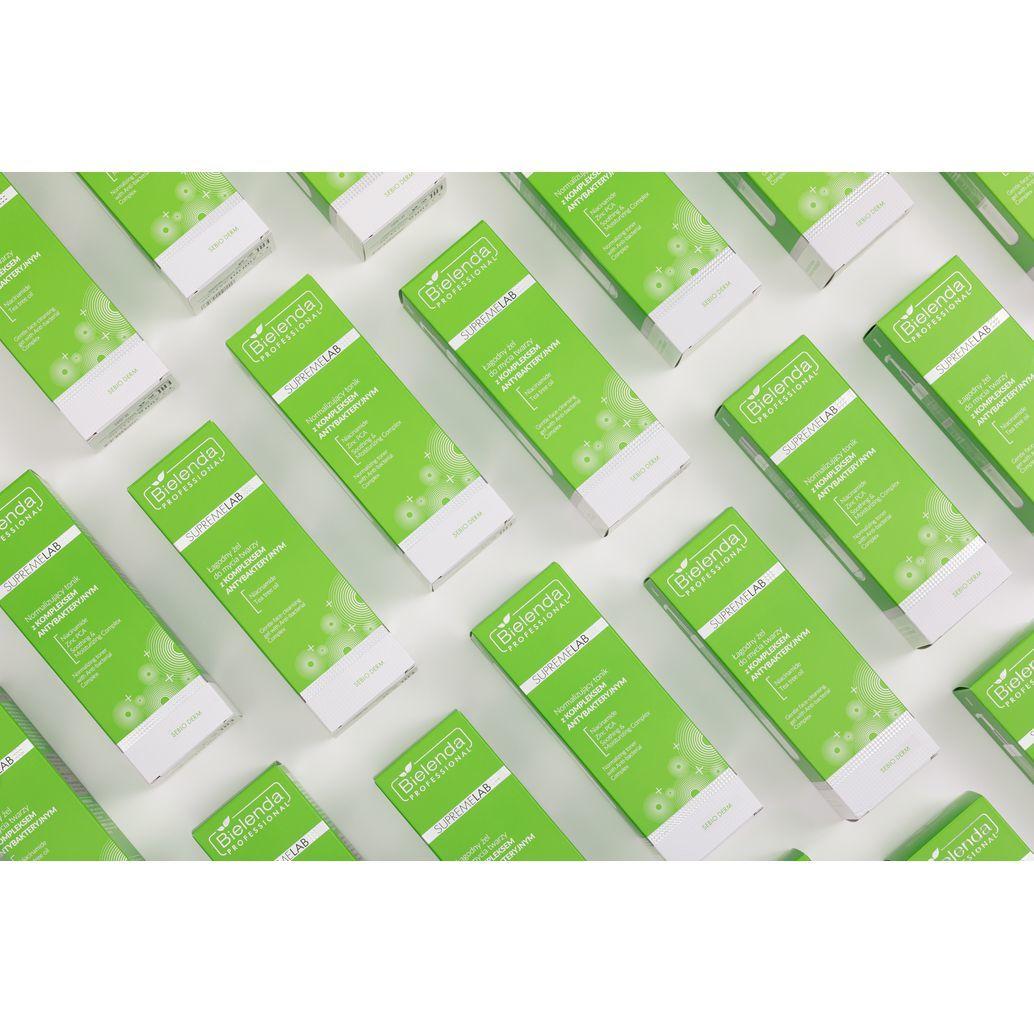 SEBIO DERM Специализированная сыворотка регулирующая выработку себума, 30 мл