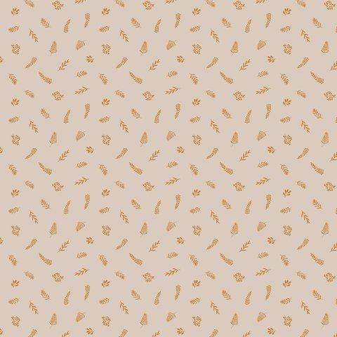 Ткань Mousseline Gold S/S