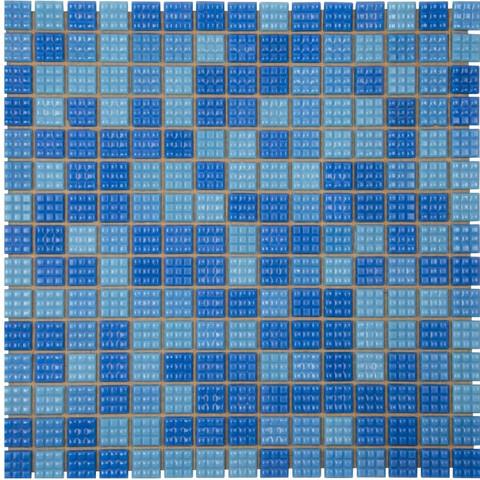 Мозаика стеклянная Aquaviva Jamaika светлая A07N(2)+A08N(2)+B30N(2) / 6840