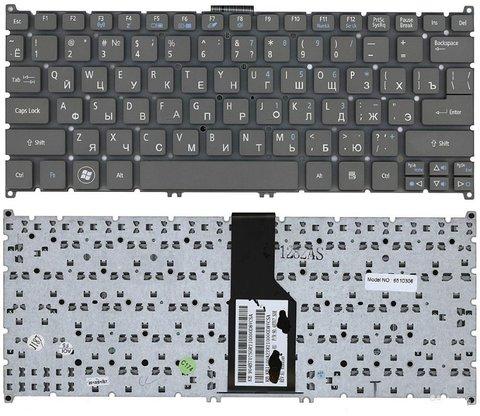 Клавиатура Acer 725 Black