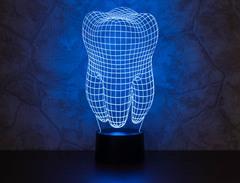 3Д-светильник