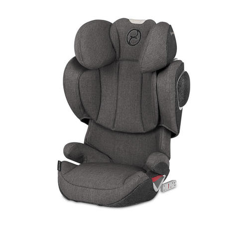 Автокресло Cybex Solution Z-fix Plus Manhattan Grey