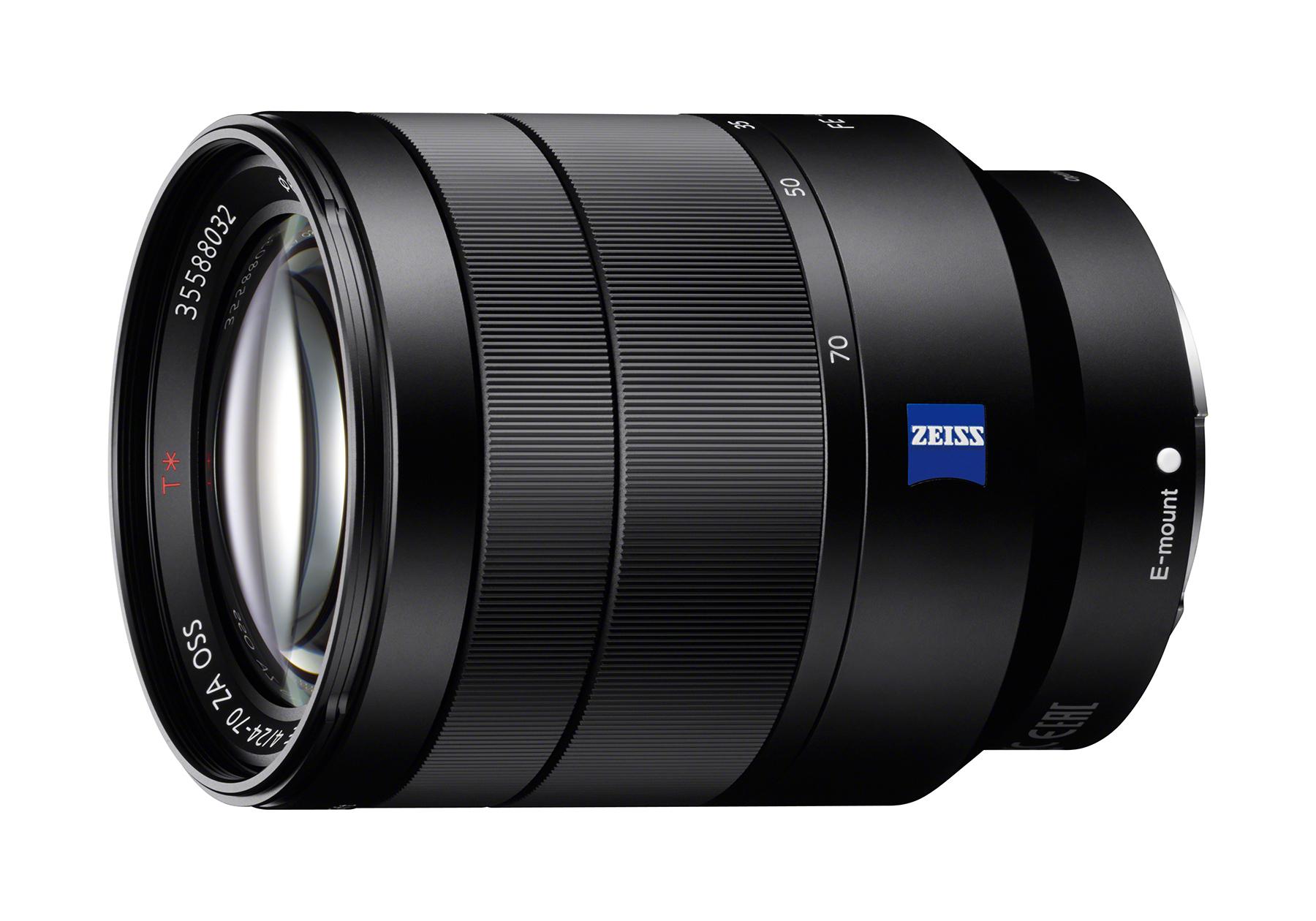 SEL-2470Z объектив Sony Carl Zeiss Vario-Tessar T* 24-70mm f/4 ZA OSS