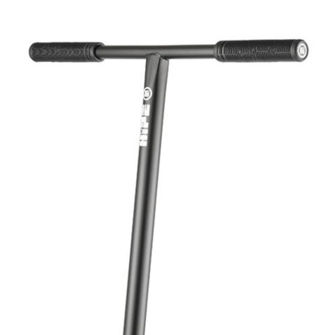 Трюковой самокат Hipe H9 black/chrome 2021