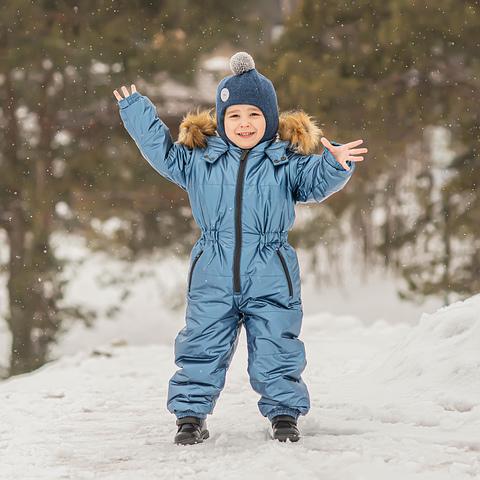 Winter jumpsuit - Milky Way