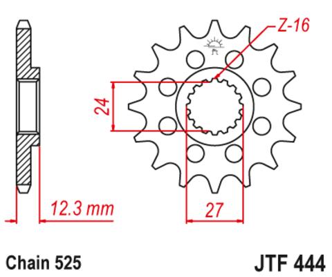 JTF444