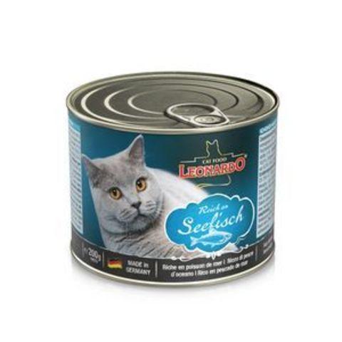 ЛЕОНАРДО кон.д/кошек Мясо с рыбой 200гр*24