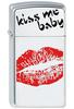 Зажигалка Zippo Kiss me baby
