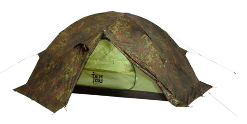 Туристическая палатка Tengu MK1.08T2